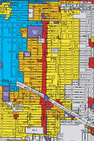 Commercial Drive Zoning - Commercial Drive